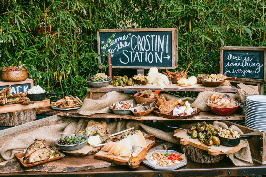 Food Stations are the Next Best Thing to Having Food Trucks at Your Office Party