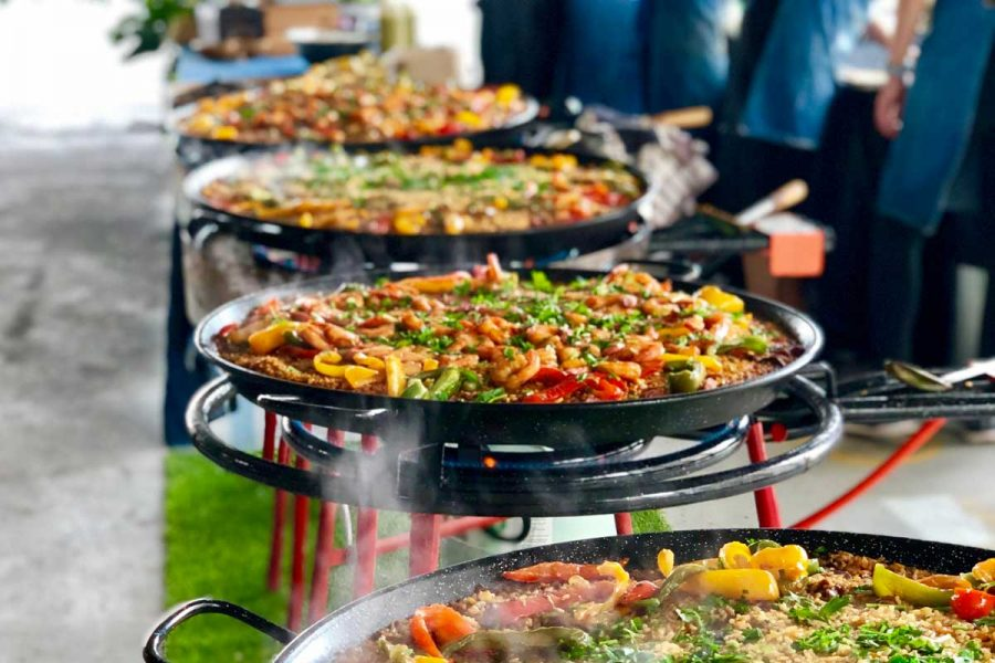 5 Tips for Catering a Large Event